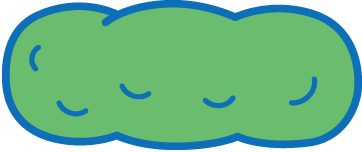 緑イラスト